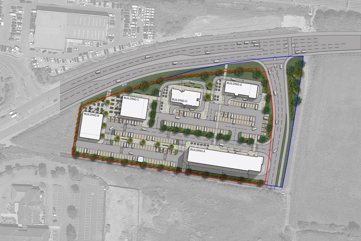 Milton Interchange Masterplan